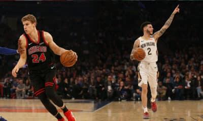 Bulls Pelicans troca Ball Markkanen