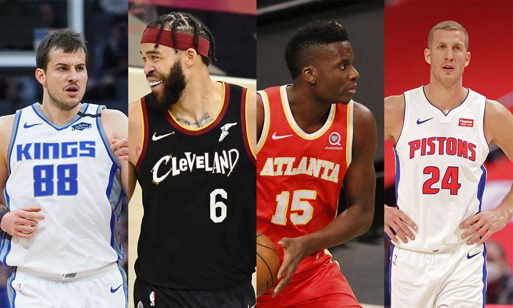 quatro reforços Brooklyn Nets