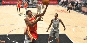 Clippers Williams Rondo Hawks