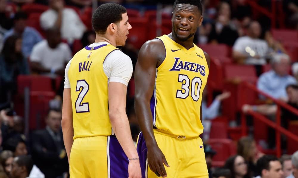 5 jogadores draftados Lakers evoluíram