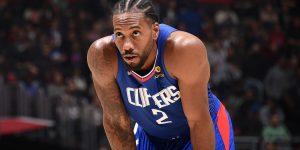 Kawhi Leonard assinar Clippers