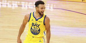 5 recordes Curry 2020-21NBA