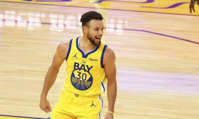 5 recordes Curry 2020-21 NBA