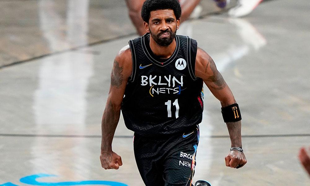 Irving 40 Nets vence Knicks