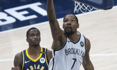 Durant Nets Pacers