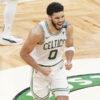 Jayson Tatum 60 pontos Celtics