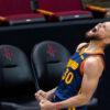 Curry Warriors Rockets